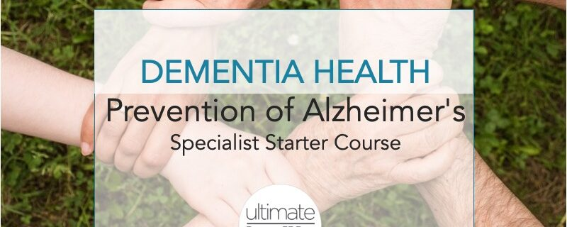Alzheimers Prevention
