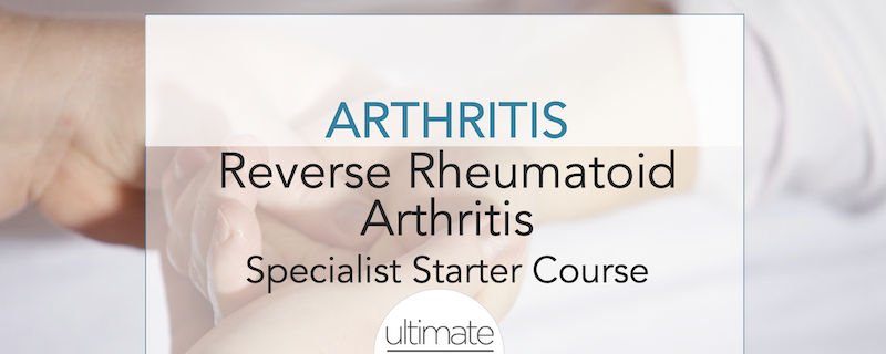 Rheumatoid Arthritis Prevention